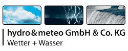 Logo hydro & meteo GmbH & Co. KG